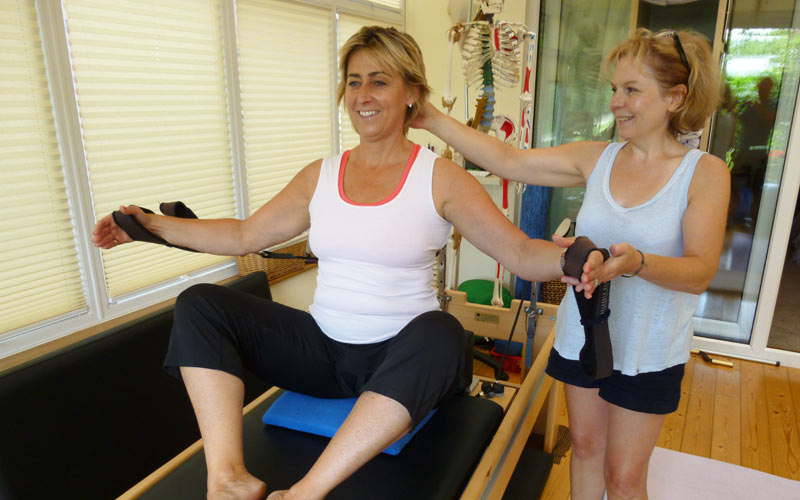 Pilates for poor posture